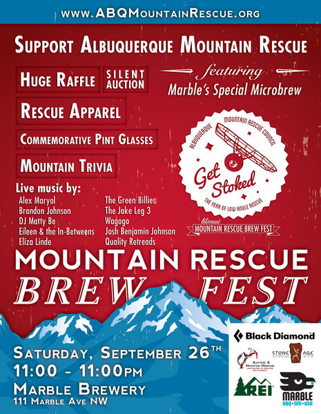 6th Annual AMRC Brew Fest