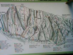Rock Climbing Photo: Site description