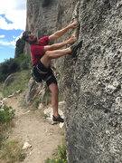 Rock Climbing Photo: Ten Sleep, Wyoming