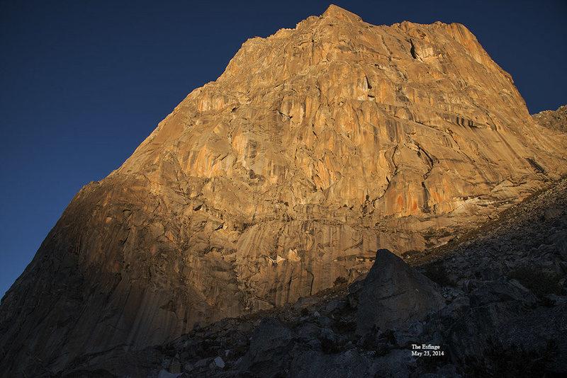 The Esphing, Cordillera Blanca, Peru