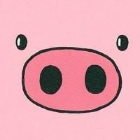 a lovely pig