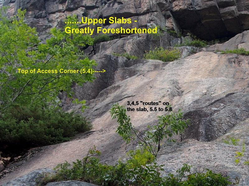 Upper Slabs