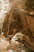 Rock Climbing Photo: 071 boulders