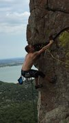 Rock Climbing Photo: Just a cool pic