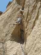 Rock Climbing Photo: Steep