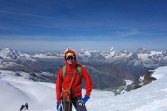 Rock Climbing Photo: Alps