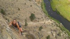 Rock Climbing Photo: Smith Rock.