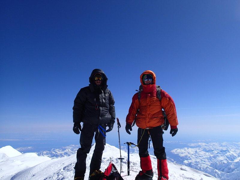 Rock Climbing Photo: Summit of Denali