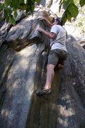 Rock Climbing Photo: cripple's cube sequence