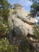 Rock Climbing Photo: Super fun climb