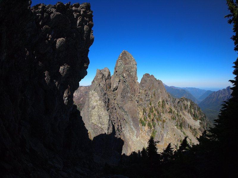 Rock Climbing Photo: Mt. Cruiser