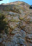 Rock Climbing Photo: Jesse Schultz on the epic Raven Maniac.