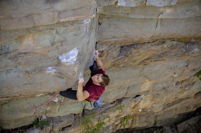 Rock Climbing Photo: Resident Evil  Photo: Tyler Casey