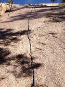 Rock Climbing Photo: Murphy's Law