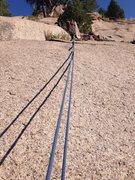 Rock Climbing Photo: Murphy's anchor