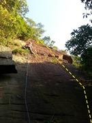 Rock Climbing Photo: Big Wall 2
