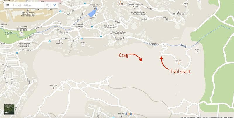 Map of Rehai 1