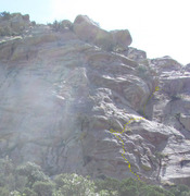 Rock Climbing Photo: Grandmother's Day.