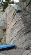 Rock Climbing Photo: Right of Gypsy Devil.
