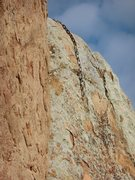 """Rock Climbing Photo: Anchor on """"Dig It."""""""