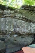 Rock Climbing Photo: TD