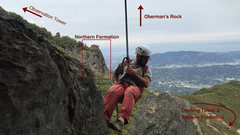 Rock Climbing Photo: As seen from Oberman's Rock. Also, access all area...