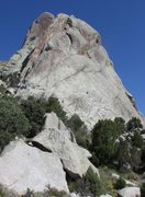 Rock Climbing Photo: South Face from the Southwest.