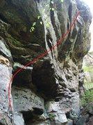 Rock Climbing Photo: WBHB