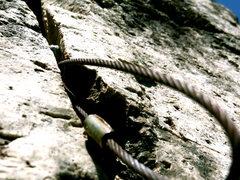 Rock Climbing Photo: Old Pro