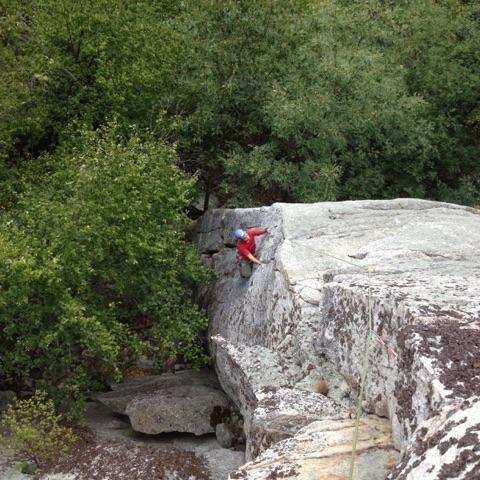 Rock Climbing Photo: Outsiders