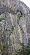 Rock Climbing Photo: 5.10 Slab
