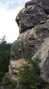 Rock Climbing Photo: 5.12