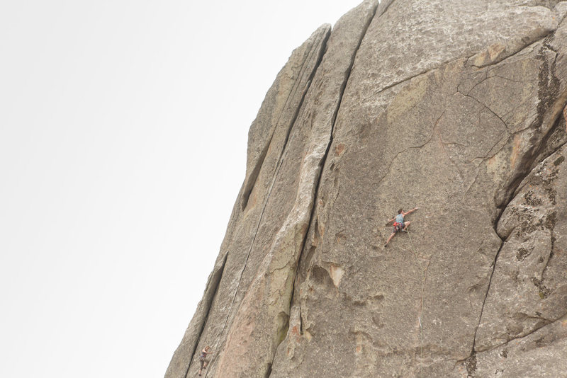 Rock Climbing Photo: Loved every minute