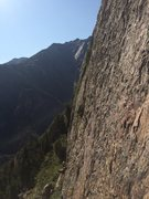 Rock Climbing Photo: Picture taken from Jam Crack. There are a couple o...