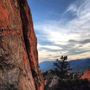 Rock Climbing Photo: Seabass!