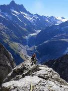 Rock Climbing Photo: Views from the ridge.
