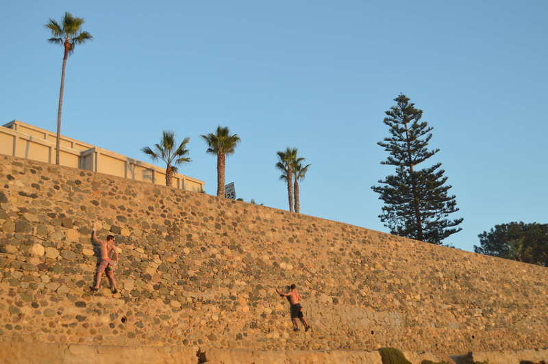 Rock Climbing Photo: San Diego!