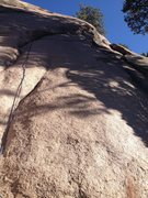 Rock Climbing Photo: Crimes Against Rock