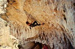 Rock Climbing Photo: Bailey Crawford on Body Wax.