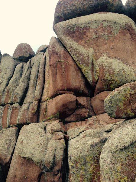 Rock Climbing Photo: Ruffis aka Roofis aka Roofus.