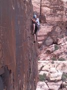 Rock Climbing Photo: Fantastic technical climbing.