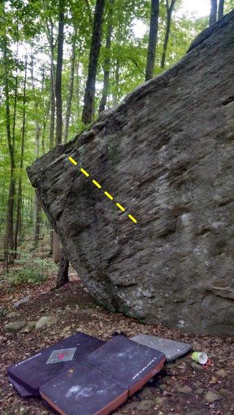Rock Climbing Photo: Wailing Wall.