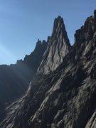 Rock Climbing Photo: Wolfshead