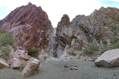 Rock Climbing Photo: First Waterfall. Photo: George Smith