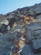 Rock Climbing Photo: Tangerine Dream, August 2015