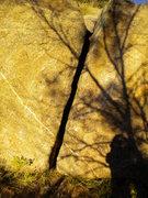 Rock Climbing Photo: OW/LB next to Free Cap'n.