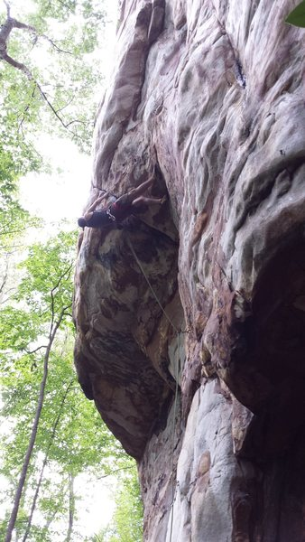 Rock Climbing Photo: Schneezal