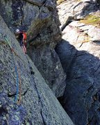 Rock Climbing Photo: Fairy Tale Traverse.