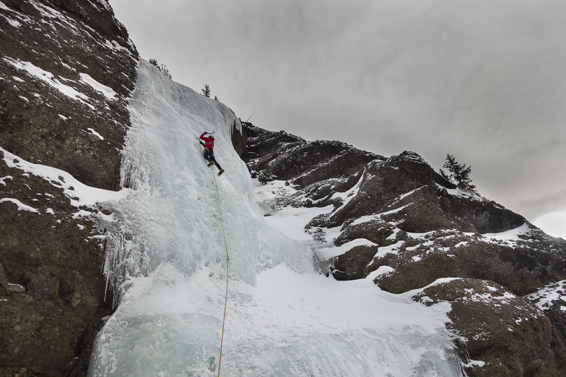 Silken falls, dec 2014