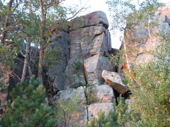 Rock Climbing Photo: East side in early morning